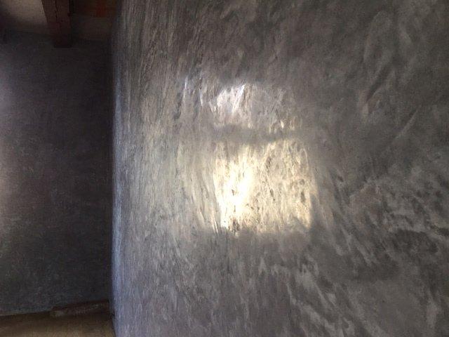 Entreprise murs enduits chaux d co les ateliers de v rone - Mur separateur decoratif ...